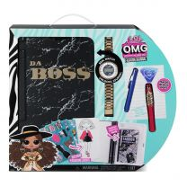 L.O.L. Surprise OMG Fashion Dagboek met Horloge