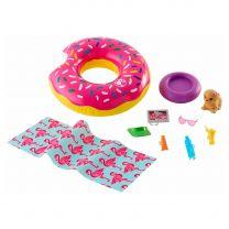 Barbie Meubels & Accessoires - Drijvende Donut