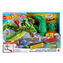 Hot Wheels City - Air Attack Dragon