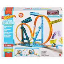 Hot Wheels Track Builder - Infinity Loop Kit