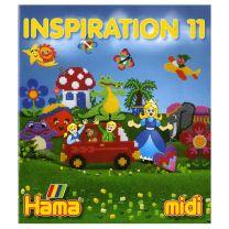 Hama Strijkkralen Inspiration Boekje, nr. 11