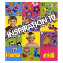 Hama Strijkkralen Inspiration Boekje, nr. 10