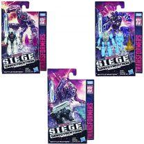 Hasbro Transformers Siege War For Cybertron Figuur met Wapen Assorti