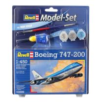 Revell Model Set - Boeing 747-200