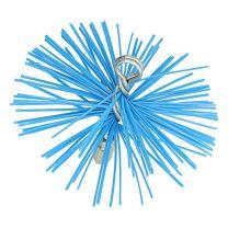 Dario CMB207205 Schoorsteenveegborstel 25 cm Nylon
