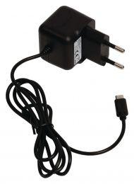 Valueline VLMP60891B10 Lader 2.1 A Micro-usb Zwart