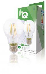 HQ HQLFE27A60002 Led Retro Filament Lamp E27 A60 6 W 806 Lm 2700 K