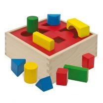 Eichhorn Houten Sorteer Box