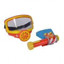Brandweerman Sam Zuurstofmasker met Brandbijl