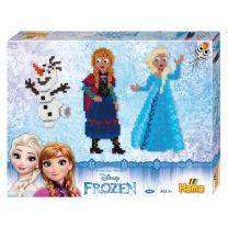Hama Strijkkralenset - Disney Frozen, 4000st.