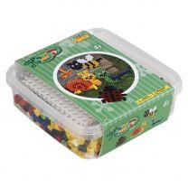 Hama Strijkkralenset Maxi in Box, 600st.