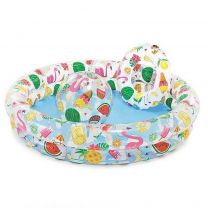 Intex 59460NP 2-Rings Kinderzwembad Set 122x25cm