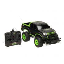 RC Bestuurbare Rallywagen Zwart 1:16