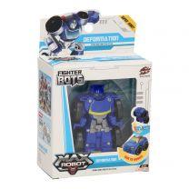 Max Robot Transformeer Auto - Blauw