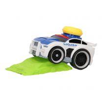 Crash Stunt Auto met Ramp