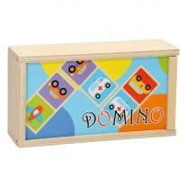 Houten Domino Voertuigen