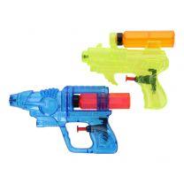 Gekleurde Waterpistooltjes, 2st.