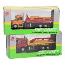 Die-Cast Truck met Oplegger