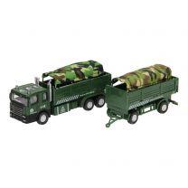 Die-cast Leger Vrachtwagen