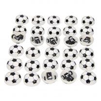 Pull Back Mini Voetbal, 30st.