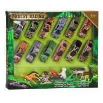 Auto Jungle Race