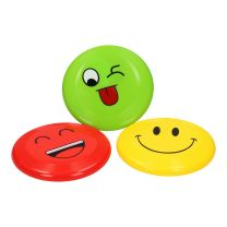 Frisbee Lachgezicht