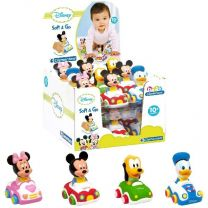 Clementoni Soft & Go Cars Assorti