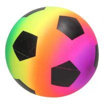 Neon Regenboog Voetbal