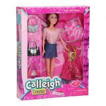 Calleigh - Pop met Garderobe