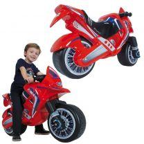 Injusa Motorbike Hawk Ride-On Motor Rood