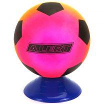 Alert Regenboog Voetbal Maat 5 200 gr
