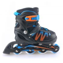 Alert Inline Skates Maat 31-34 Blauw/Oranje/Zwart