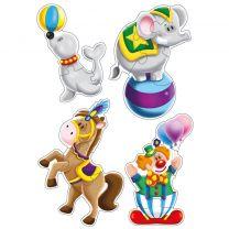 King 5in1 Kiddy Puzzel Circus 30 Stukjes