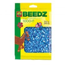 SES Creative Beedz Strijkkralen Hemelsblauw 1000 Stuks