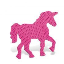 SES Creative Beedz Strijkkralen Grondplaat Paard