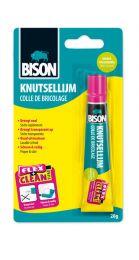 Bison BI-6309079 Knutsellijm 20 Gram Oplosmiddelvrij Blister