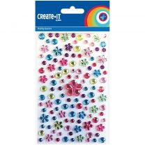 Create It Bloemen Diamantjes