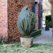Nature Winterhoes 70 g/m 1,5x2 m groen