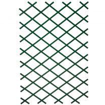 Nature Tuinlatwerk 50x150 cm PVC groen 6040702