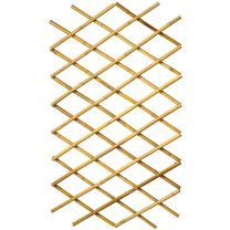 Nature Latwerk voor tuin 45x180 cm bamboe 6040720