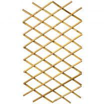 Nature Latwerk voor tuin 70x180 cm bamboe 6040721