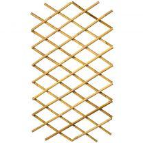 Nature Latwerk voor tuin 100x200 cm bamboe 6040722