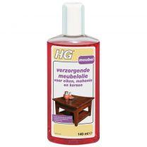 HG Verzorgende Meubelolie Eiken/Mahonie/Kersen 140ml