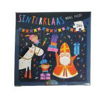 Sinterklaas Mini Puzzel 24 Stukjes Assorti