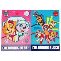 Paw Patrol Kleurboek + Stickers Assorti