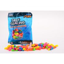 Aqua Fun Zelf-Afsluitbare Waterballon 100 Stuks