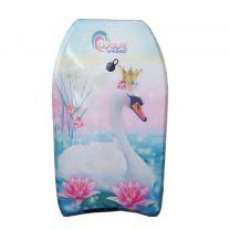 Wave Breakers Bodyboard Zwaan 83 cm