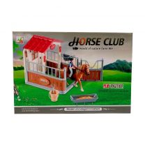 Horse Club Paardenbox Speelset