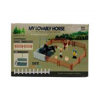 Horse Club Paarden Speelset