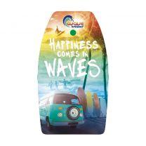 Wave Breakers Bodyboard Surfer 83 cm